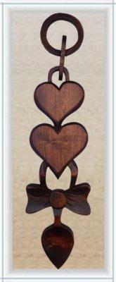 Special Occasion Love Spoon (Large) - 011