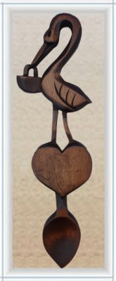 New Baby Love Spoon - 008
